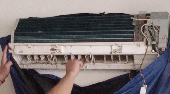 从这四方面帮助您选择中央空调维保维修公司