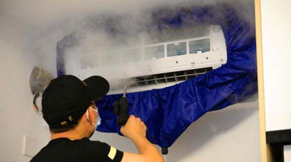 赣州空调清洗公司谈空调清洗时要注意的细节