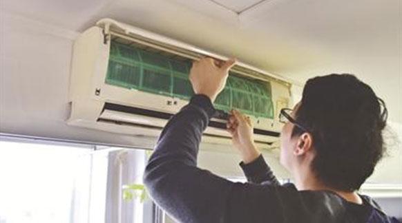 来谈谈赣州空调维保的的保养内容及必要性
